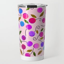 cherry-berrie jumble ... Travel Mug