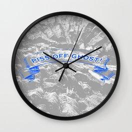 Ragnarok Quote (Korg) Wall Clock