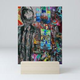 Market Art Mini Art Print