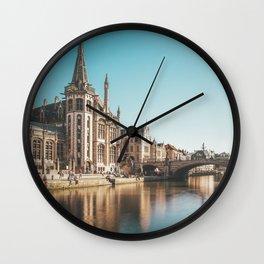 Magic Ghent Wall Clock