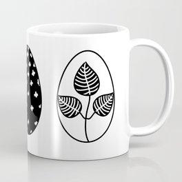 Scandinavian style Easter eggs Coffee Mug