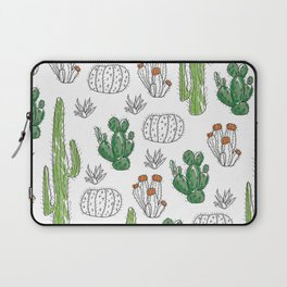 Cacti or Cactuses? Laptop Sleeve
