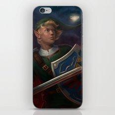 Link -- The Adventurer iPhone & iPod Skin