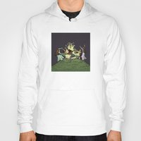 kindle Hoodies featuring Fairy Dance by Richard Fay