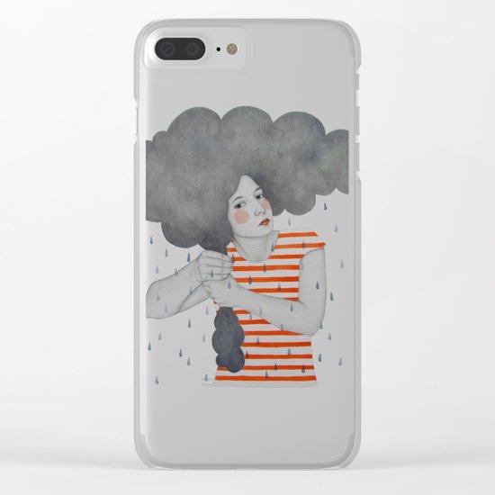 Luella Clear iPhone Case