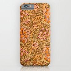 Paisley Pattern 1 Slim Case iPhone 6s