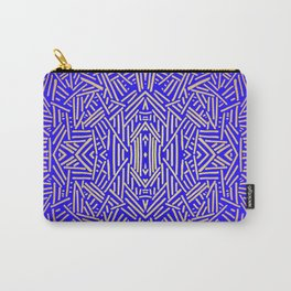 Radiate (Yellow/Ochre Royal) Carry-All Pouch