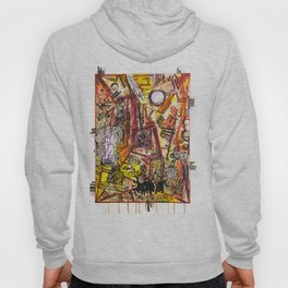 Creation through time Hoody