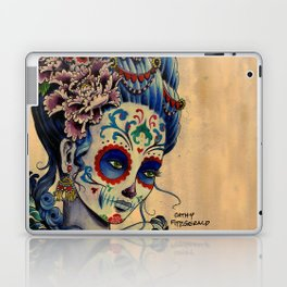 Marie de los Muertos Laptop & iPad Skin