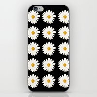daisy iPhone & iPod Skins featuring Daisy by nessieness