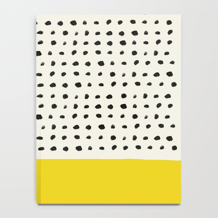 Sunshine x Dots Notebook