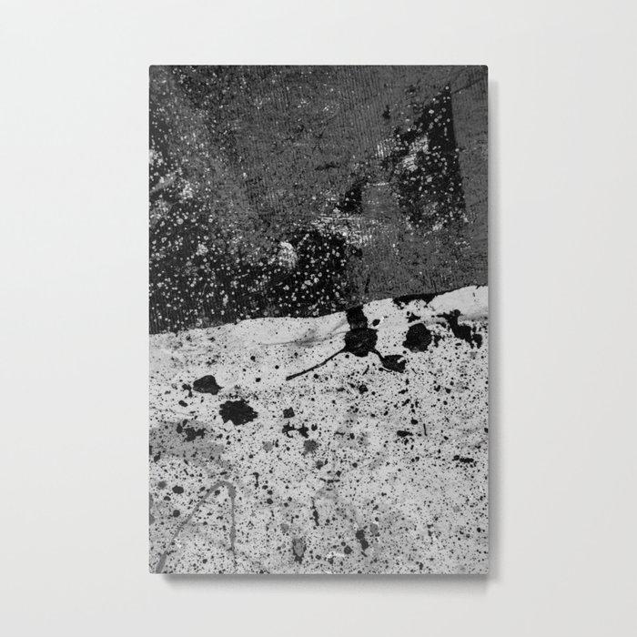Grit Metal Print