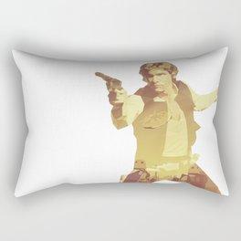 Going Somewhere Solo Rectangular Pillow