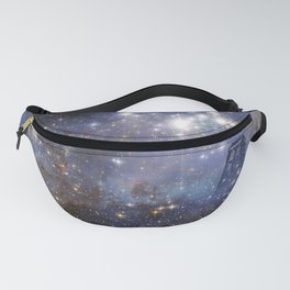 Adventures in Time and Space Fanny Pack