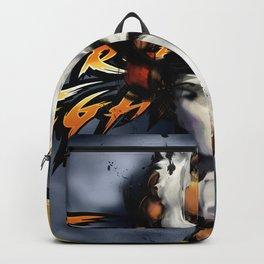 Street Fighter Backpack