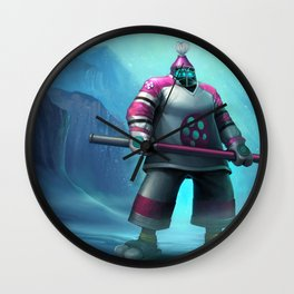 The Mighty Jax League of Legends Wall Clock