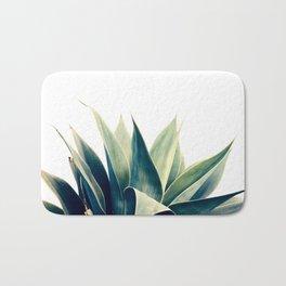 Botanical cactus I Bath Mat