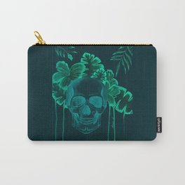 Skull jungle Carry-All Pouch