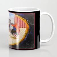 theatre Mugs featuring Theatre by Vargamari