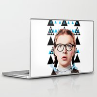 dorothy Laptop & iPad Skins featuring Future Dorothy by Xanthe Simmans