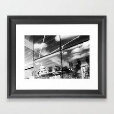 City #2 Framed Art Print