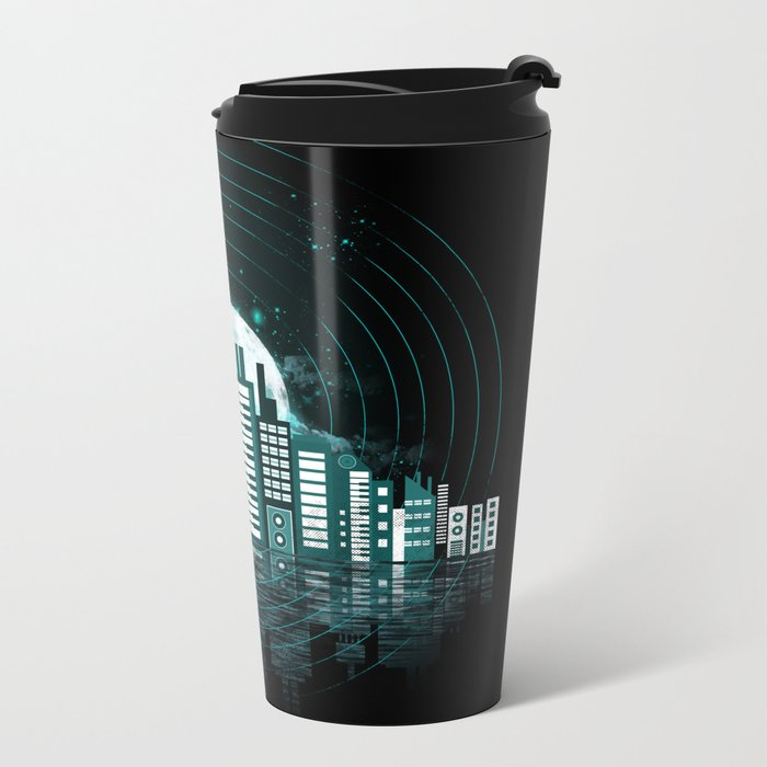 Sound City Metal Travel Mug