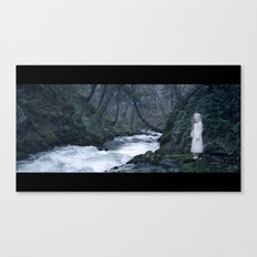 Her & The River (KIN Film Still) Canvas Print