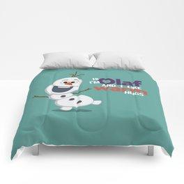 Olaf Comforters