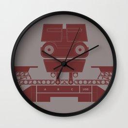 Lego Mindstorms Wall Clock