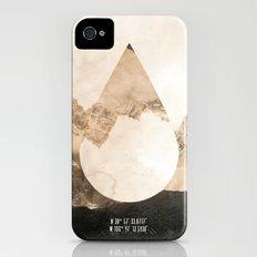 Longitude/Latitude iPhone (4, 4s) Slim Case