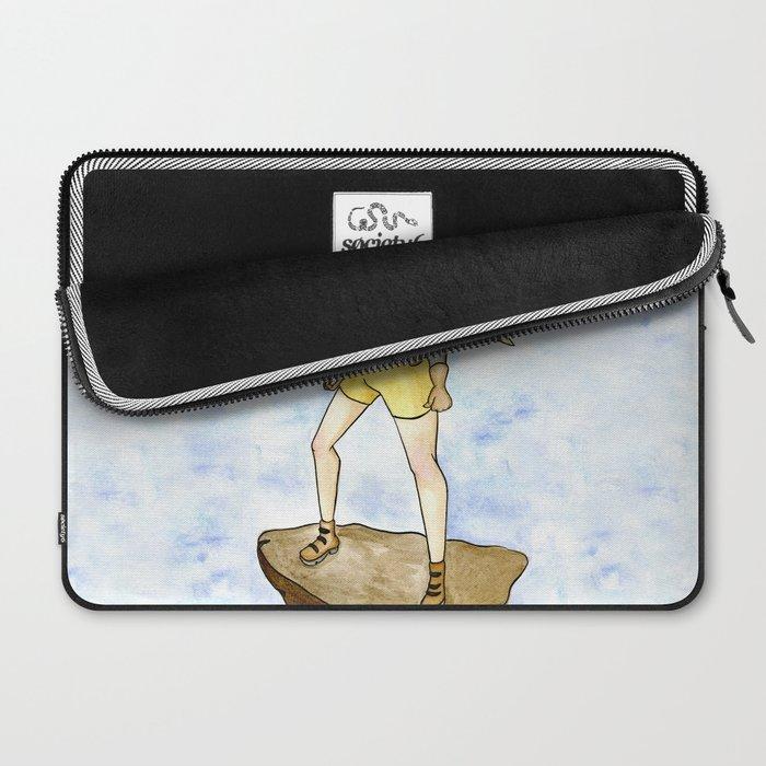 Flying Laptop Sleeve