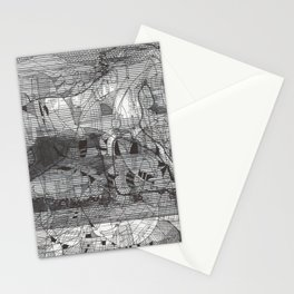 The New West Stationery Cards