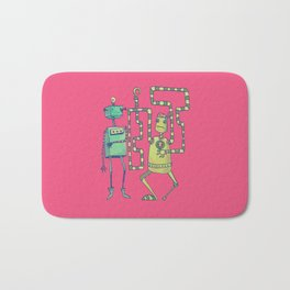 Robo Pirates! Bath Mat