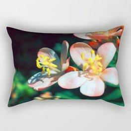 Girl Front Rectangular Pillow