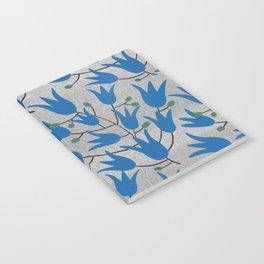Bluebell Flowers – Scandinavian Folk Art Notebook