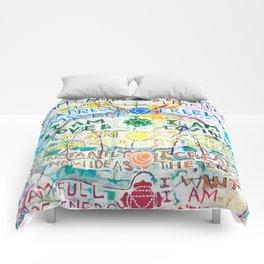 Chakra Primer Comforters