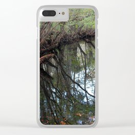 Moores Creek Clear iPhone Case