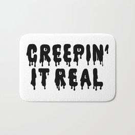 Creepin' It Real Bath Mat