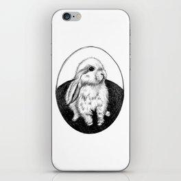 Bunny #3 iPhone Skin