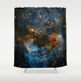 Galaxy Storm Shower Curtain