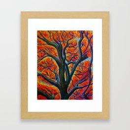 Heart of it All Framed Art Print