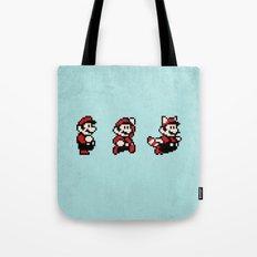 Super Mario Bros 3 Tote Bag