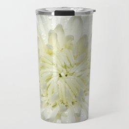 Delicate Flower Travel Mug