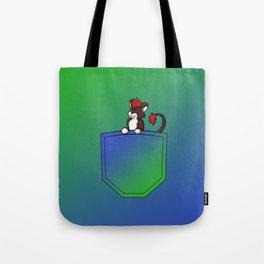 Pocket Shady Tote Bag