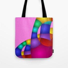 dreams of color -21- Tote Bag