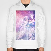 celestial Hoodies featuring Celestial Angel by 2sweet4words Designs