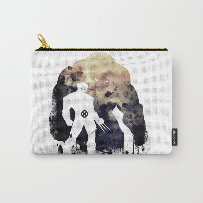 Superheroes minimalist - juggernaut Carry-All Pouch
