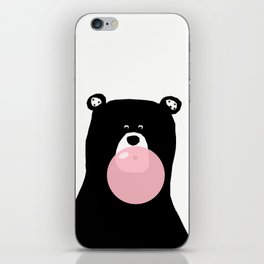 Bear gum iPhone Skin