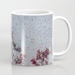 Sakura Moss Agate Coffee Mug