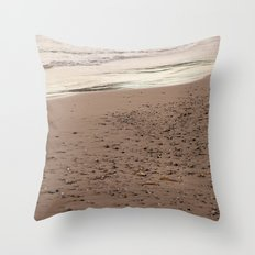 Beach Sand 7136 Throw Pillow